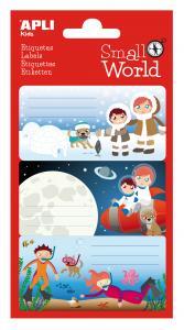 Etiquetas Polo Norte