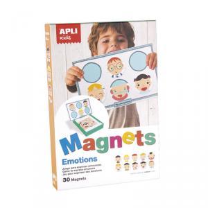Juego para explorar emociones Magnets