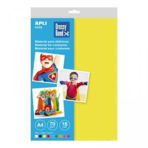 Dressy Bond A4 multicolor 18 unidades