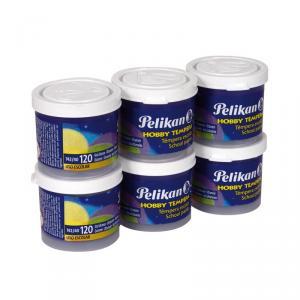 Témpera 40 ml unicolor azul ultramar 6 ud.
