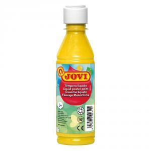 Témpera líquida amarillo 500ml.