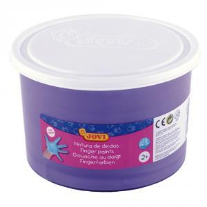 Pintura dedos 500 ml Jovi violeta