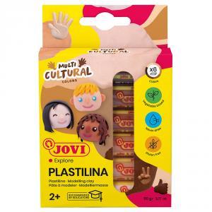 Plastilina tonos piel 6 colores
