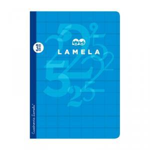 Cuaderno Cuadrovía Lamela folio 3mm 50h