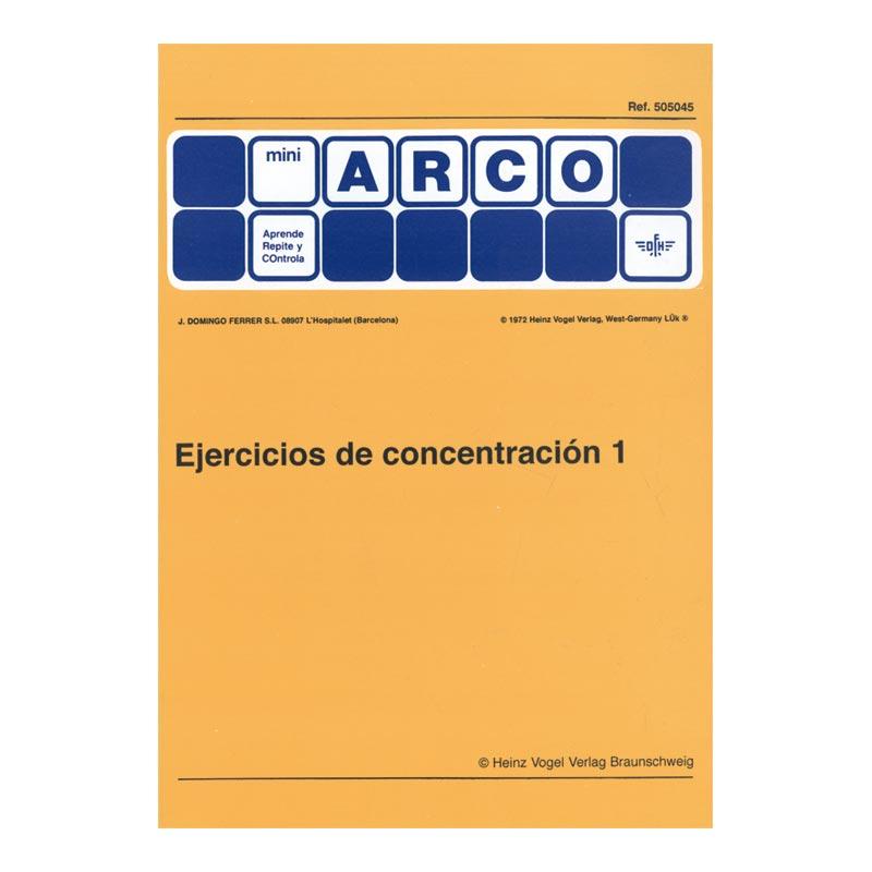Mini Arco: Ejercicios de concentración 1