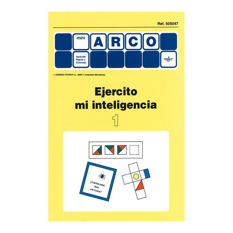 Mini Arco: Ejercito mi inteligencia 1