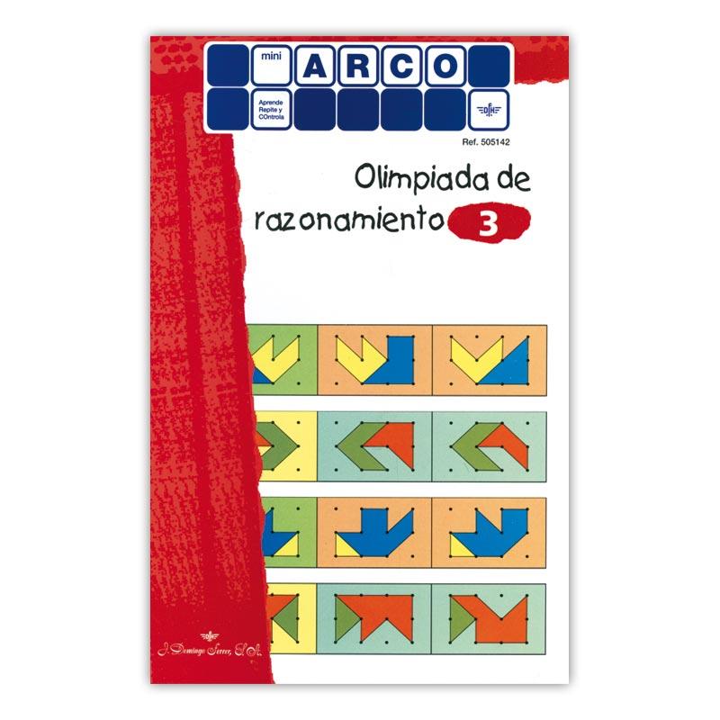 Mini Arco: Olimpiada de razonamiento 3