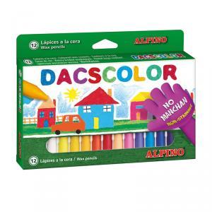 Ceras Dacscolor 12 colores