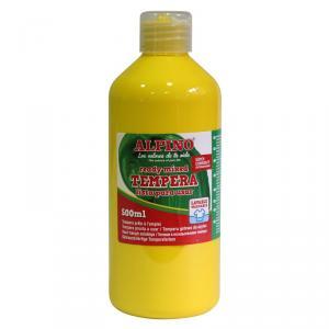 Témpera Alpino 500 ml amarillo