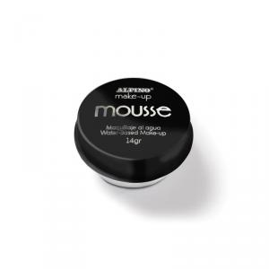 Maquillaje mousse negro Alpino blíster 14gr