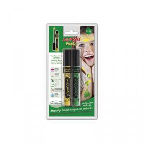 Maquillaje Liquid Liner 6gr blíster 2 unidades amarillo y verde