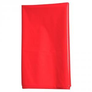 Bolsa disfraz 25 unidades rojo 65x90cm