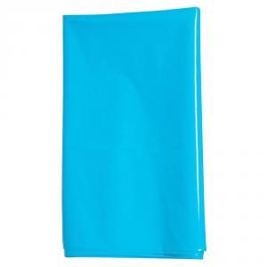 Bolsa disfraz 25 unidades azul claro 65x90cm