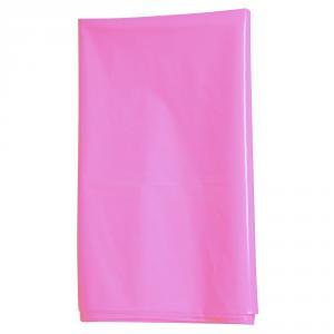 Bolsa disfraz 25 unidades rosa 65x90cm