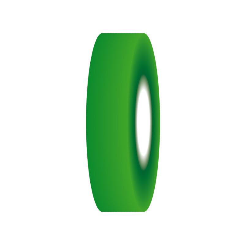 Cinta adhesiva verde
