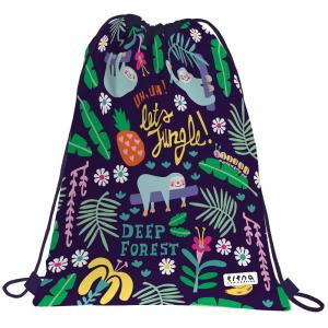Bolsa saco Jungle Elena Corredoira