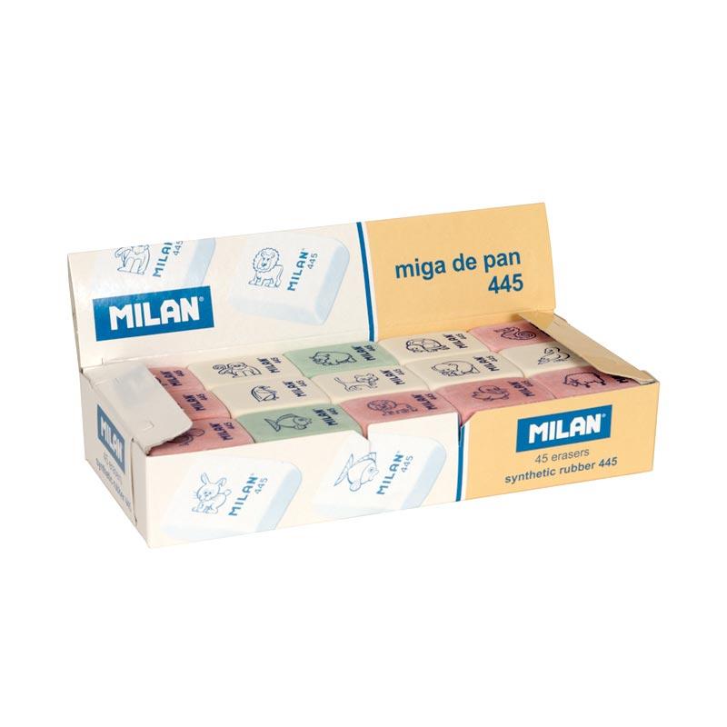Goma miga de pan Milan caja de 45 unidades