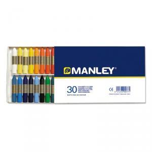 Cera Manley 30 colores.