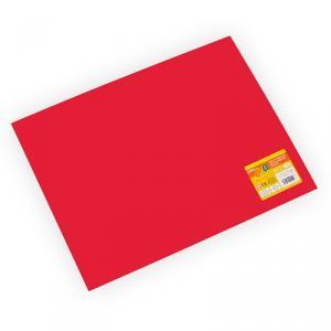 Bolsa 10 láminas Goma EVA Rojo (45x60cm)