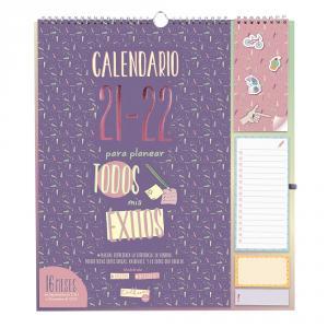 Calendario pared Talkual plus 2021/2022