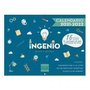 Calendario pared Ingenio 2021/2022