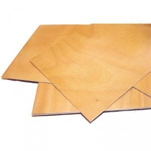 Láminas de contrachapado 40 x 40 cm