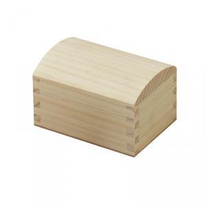 Cofre de madera