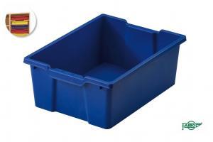 Cubeta 42x31x14,8cm azul