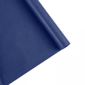 Papel Kraft azul oscuro rollo 5x1m