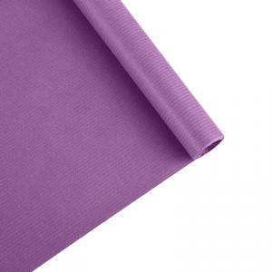 Papel Kraft violeta rollo 5x1m