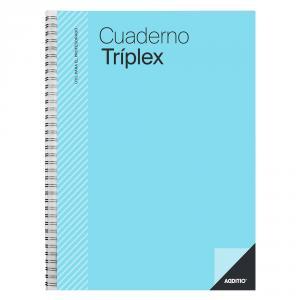 Cuaderno Tríplex