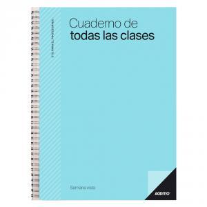 Cuaderno del profesor para todas las clases.