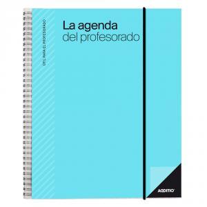 Agenda del profesorado