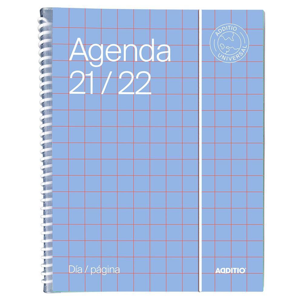 Agenda escolar Universal día/página Additio 2021/2022