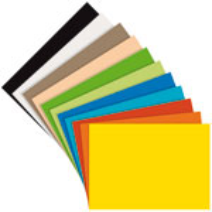 Cartulina colores variados 30 unidades A4