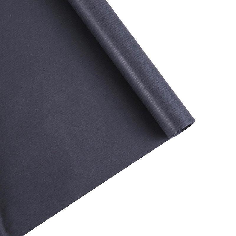 Papel Kraft negro rollo 5x1m