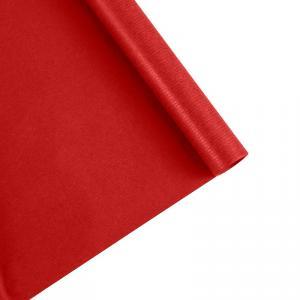 Papel Kraft rojo rollo 50x1m