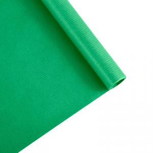 Papel Kraft verde rollo 50x1m