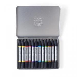 Set rotuladores de acuarela 12 colores