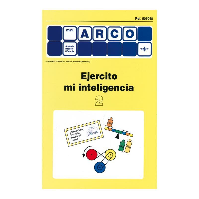 Mini Arco: Ejercito mi inteligencia 2
