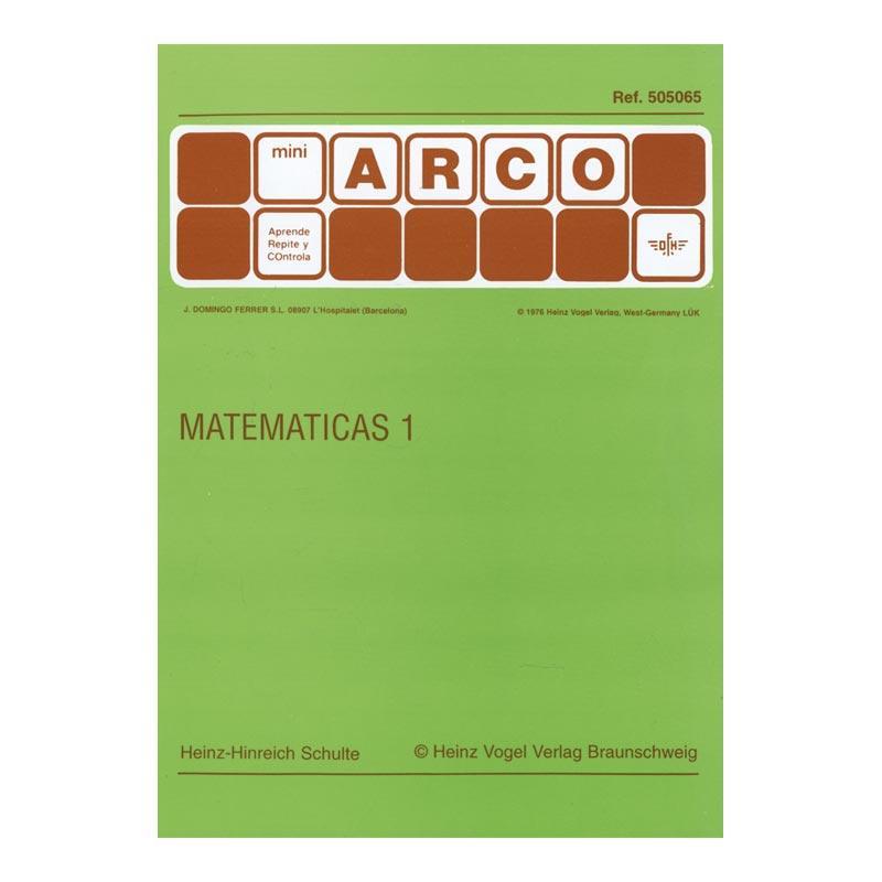 Mini Arco: Matemáticas 1