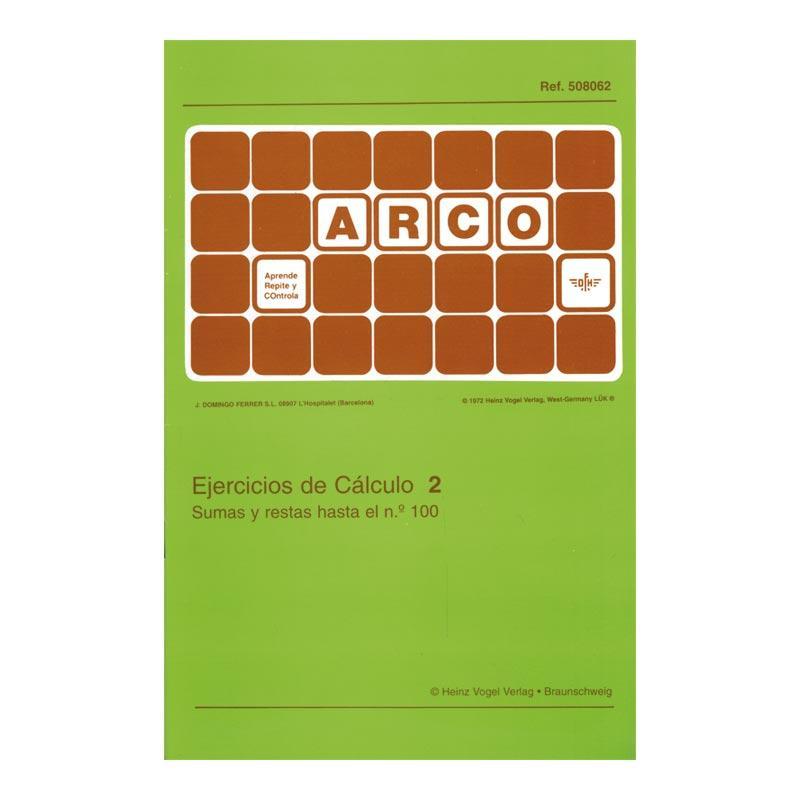 Arco: Ejercicios de cálculo 2