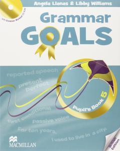 Grammar Goals 5 EP. Pupils book. Macmillan