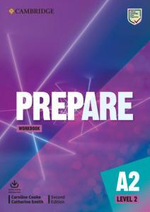 Prepare! Level 2. Workbook. Cambridge