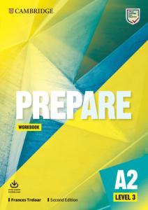 Prepare! Level 3. Workbook. Cambridge