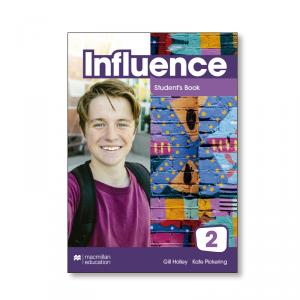 Influence 2 student book