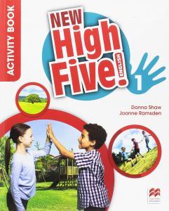 NEW HIGH FIVE 1 ACTIVITY BOOK. PERSONALIZADO
