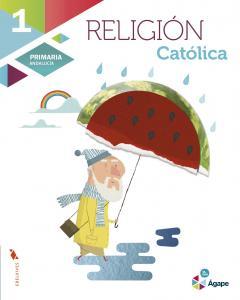 Religión Católica 1º Primaria - Andalucia