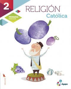 Religión Católica 2º Primaria - Andalucia