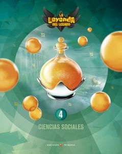CC.SOCIALES 4 EP.Leyenda del legado general + licencia digital